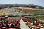 Tribune C, GP Barcelone<br />Circuit de Catalogne Montmelo